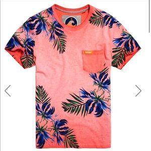 Super dry California T-shirt NWT